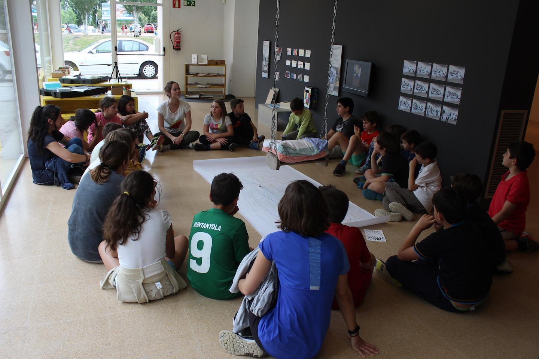 visites escola-muntanyola 30-maig 21