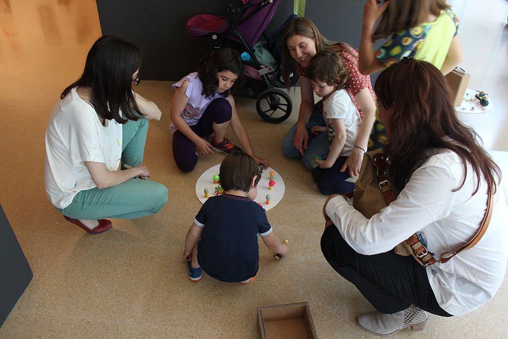 visites families sagrat cor 25 maig 09